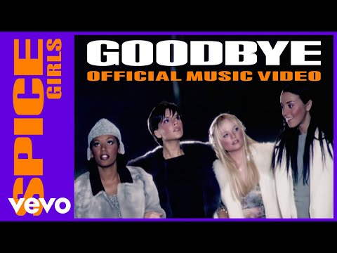 Spice Girls – Goodbye