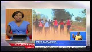 KTN Leo Wikendi: Lucy Cheruiyot Na Hosea Mwok Ndio Washindi Mashindano Ya Riadha Ya  Madoka