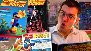 Nintendo Power - Angry Video Game Nerd - Episode 33