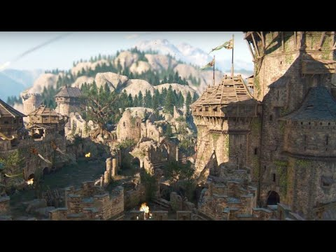 For Honor Official The Sentinel Trailer