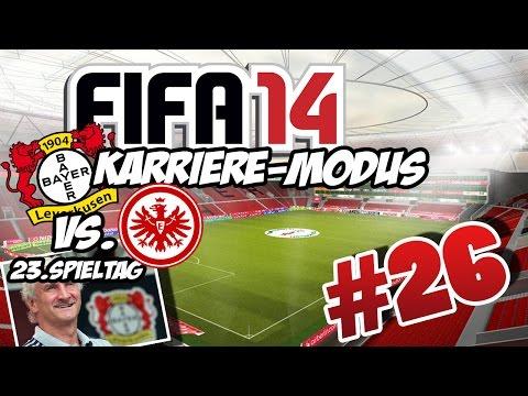 FIFA 14   Karriere #26 – Eintracht Frankfurt – 23.Spieltag – Lets Play FIFA 14