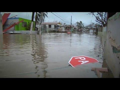 Ο τυφώνας Μαρία ισοπέδωσε από το Πουέρτο Ρίκο