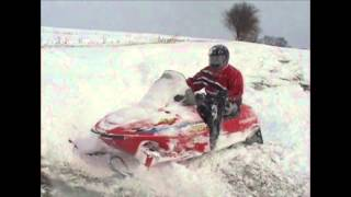 10. polaris snowmobile 600 & 800
