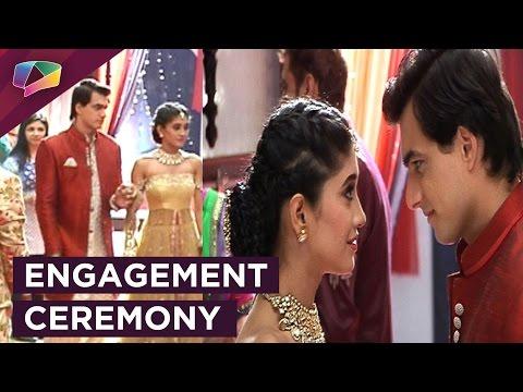 Fun And Masti At Engagement Ceremony | Yeh Rishta