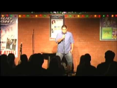 Louis Marrero @ Deja Vu Comedy Club