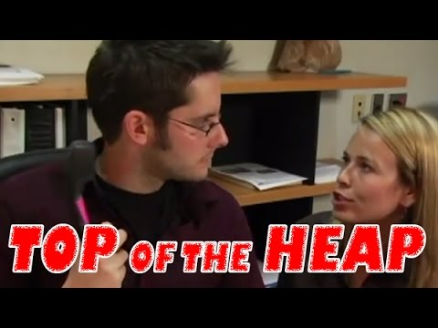 Comedy Time - Chelsea Handler as the Inappropriate Boss: Top of da Heap