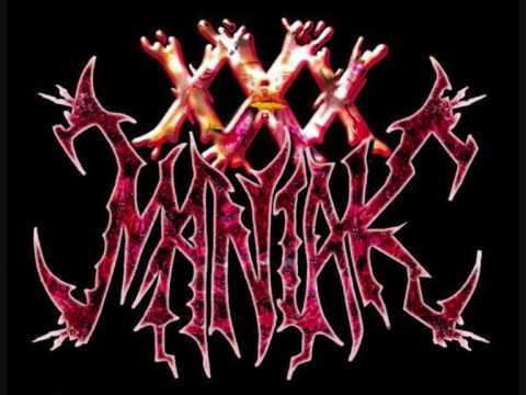 XXX Maniak - Prowler In The Shower online metal music video by XXX MANIAK