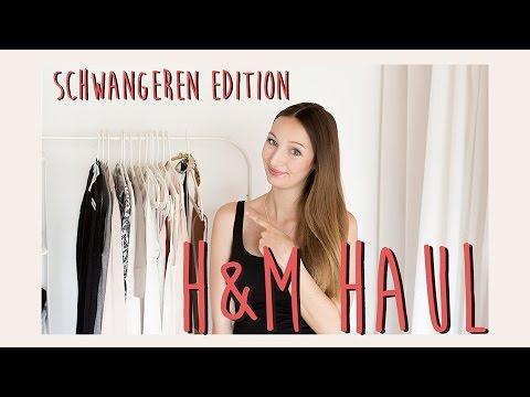 H&M Online Haul Umstandsmode mal anders