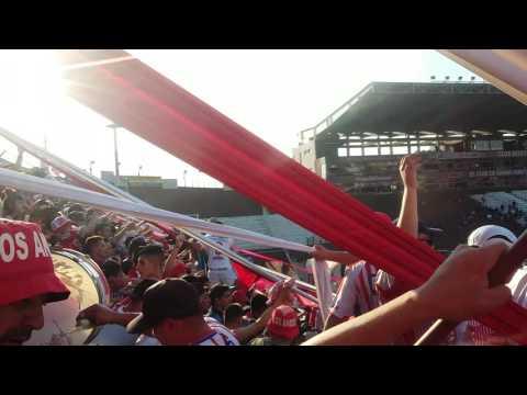 La banda de los andes vs estudiantes en cancha de lanus - La Banda Descontrolada - Los Andes