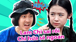 Gia đình là số 1 Phần 2 | Lam Chi bị bà Liễu và Văn Quốc trị thói hư hỏng
