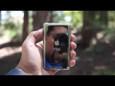 iPod Classic in 2018