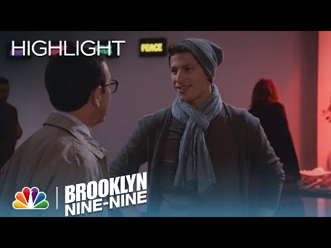 Brooklyn Nine-Nine 3.03 (Clip 'Part-Time Barista')