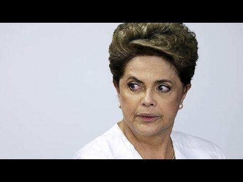 Βραζιλία: H Γερουσία θα κρίνει το πολιτικό μέλλον της Ντίλμα Ρούσεφ