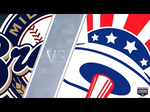 Series Preview: Milwaukee Brewers (July 7-9)