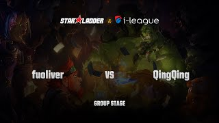 Fuoliver vs QingQing, game 1