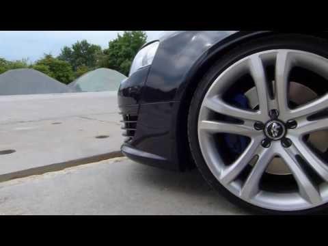 VW Passat R36 3C Tuning Fahrzeuglackierung KOZ Autozentrum