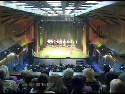 48 koncert KUD Mirko Srzentic Podgorica