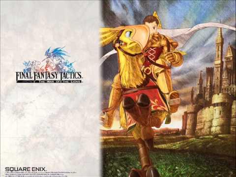 Final Fantasy Tactics OST - Night Attack