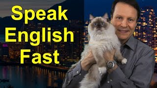 Speak English Fast - Learn English Live 20 With Steve Ford