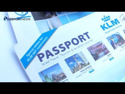 חברת KLM חוגגת 100