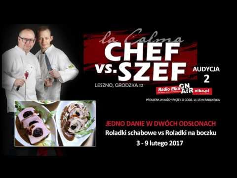 Wideo1: Chef vs Szef - potyczka 2