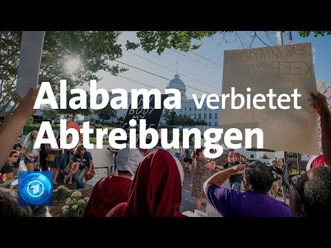 Abtreibung nach Vergewaltigung in Alabama verboten