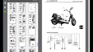 7. Kymco Sento 50 & Kiwi 50-100 - Workshop, Service, Repair Manual