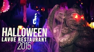 Halloween 2015 (La Vue Restaurant) Brooklyn