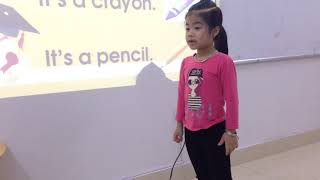 Mary - Hà Linh (6 years old) - Sydney 2 - APUS ENGLISH