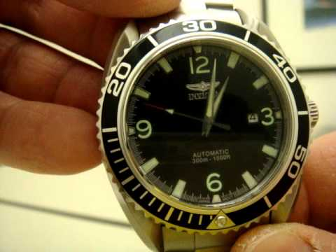 The WatchBox Review:  Invicta Pro Diver Offshore #4793
