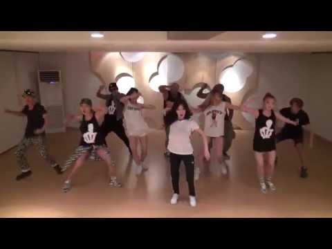 RED - 현아 (HYUNA) - 빨개요 (RED) (Choreography Practice Video)