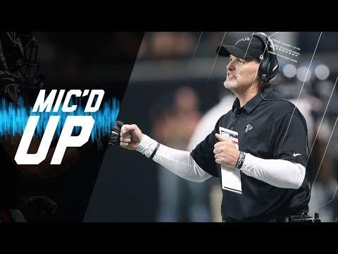Video: Dan Quinn Mic'd Up vs. Buccaneers