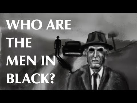 Who Are The Men In Black?