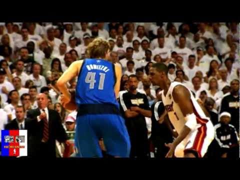 Dirk Nowitzki One Dream One Ring (2011 NBA Finals M.V.P.)