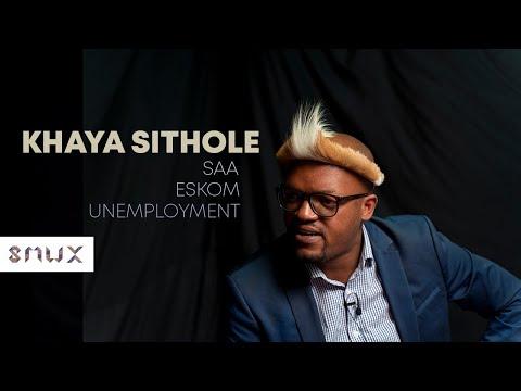 "Khaya Sithole: ""Eskom Debt Risk is Huge"" (Interview)"