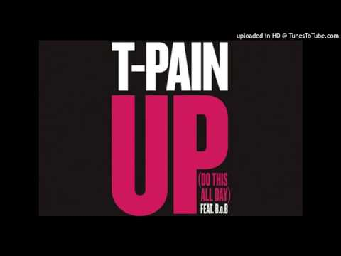 T-Pain Feat. B.o.B - Up Down (Clean)