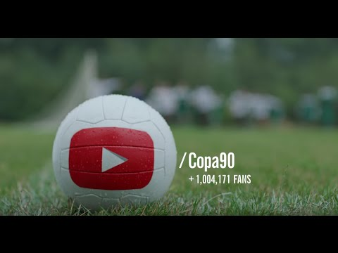 YouTube Copa90 - More Than A Game :30 видео