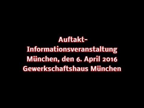 Veranstaltung zum Bayerischen »Integrationsgesetz« (2. Teil)