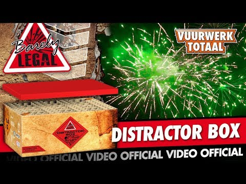 Barely Legal - Distractor Box