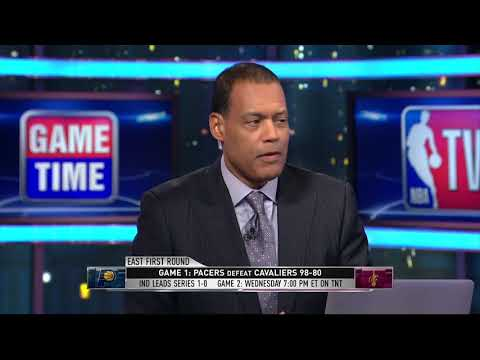 Cavaliers vs Pacers Game 2 Preview | NBA Gametime | April 16, 2018