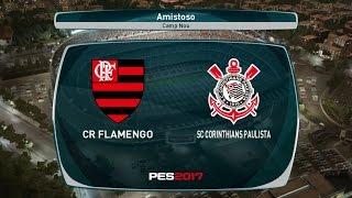 017 - FLAMENGO x CORINTHIANS ( GAMEPLAY PS4/XBOX ONE - MODO ESTRELA) Facebook do Canal: https://www.facebook.com/RodrigoGamerr18 Curta ...