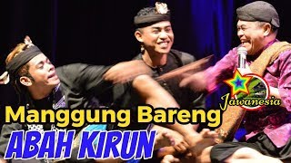 Video PERCIL Cs KIRUN Cs - Taman Budaya Jawa Timur - Surabaya MP3, 3GP, MP4, WEBM, AVI, FLV Oktober 2018