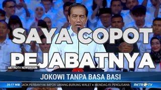Video Di Balik 'Kegarangan' Jokowi Ancam Pejabat Tak Becus MP3, 3GP, MP4, WEBM, AVI, FLV Juli 2019