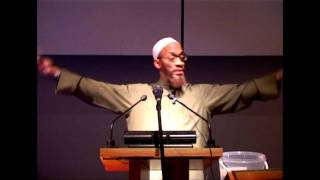 Khalid Yasin Lecture - We Must Deliver the Message (Part 2/2)