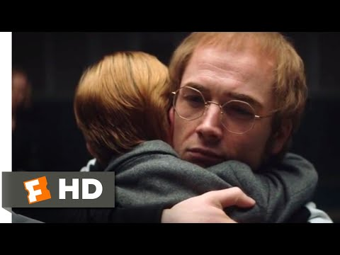 Rocketman (2019) - When Are You Going to Hug Me? Scene (9/10) | Movieclips