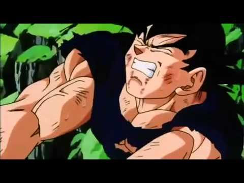 DBZ Goku Kills Kid Buu!