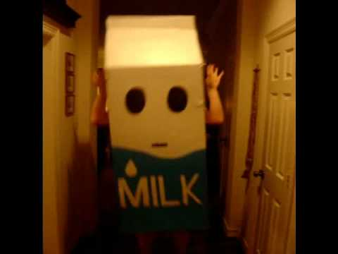 Tokidoki prize - Best Holloween Costume Ever!!! Me in MILK doing the Caramel Dance!!!