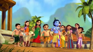 Video Little Krishna - The Wondrous Feats (with French subtitles) MP3, 3GP, MP4, WEBM, AVI, FLV November 2018