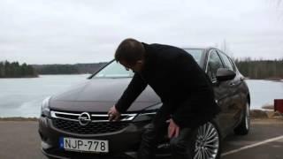 """VIDEO: """"AutoMedia.lv"""" tests: Jaunā """"Opel Astra"""" un """"Astra Sports Tourer"""" – kad skaistums nāk no iekšām"""
