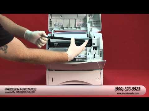 HP LaserJet 4250 Maintenance Kit Instructional Video